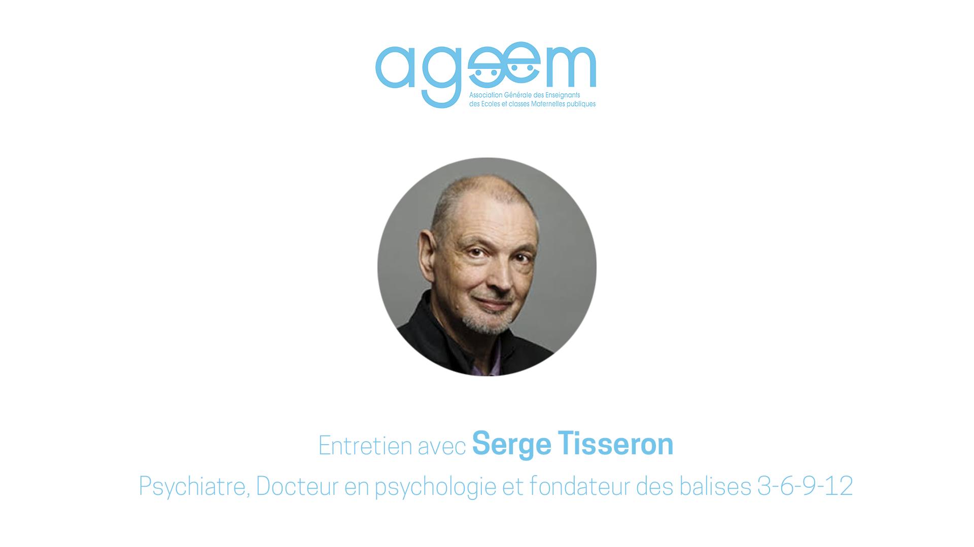 Entretien avec Serge Tisseron